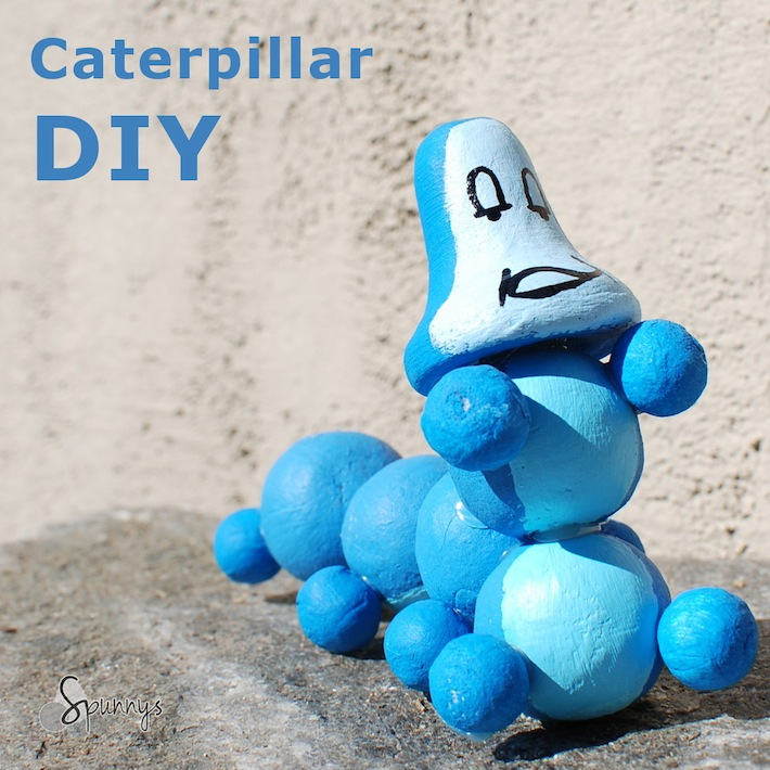 caterpilar craft ideas