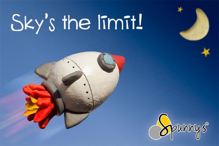 rocket shuttle craft ideas