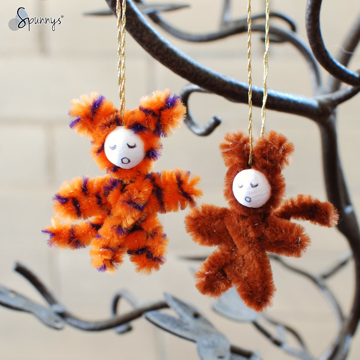 pipe cleaner animals DIY Crafts
