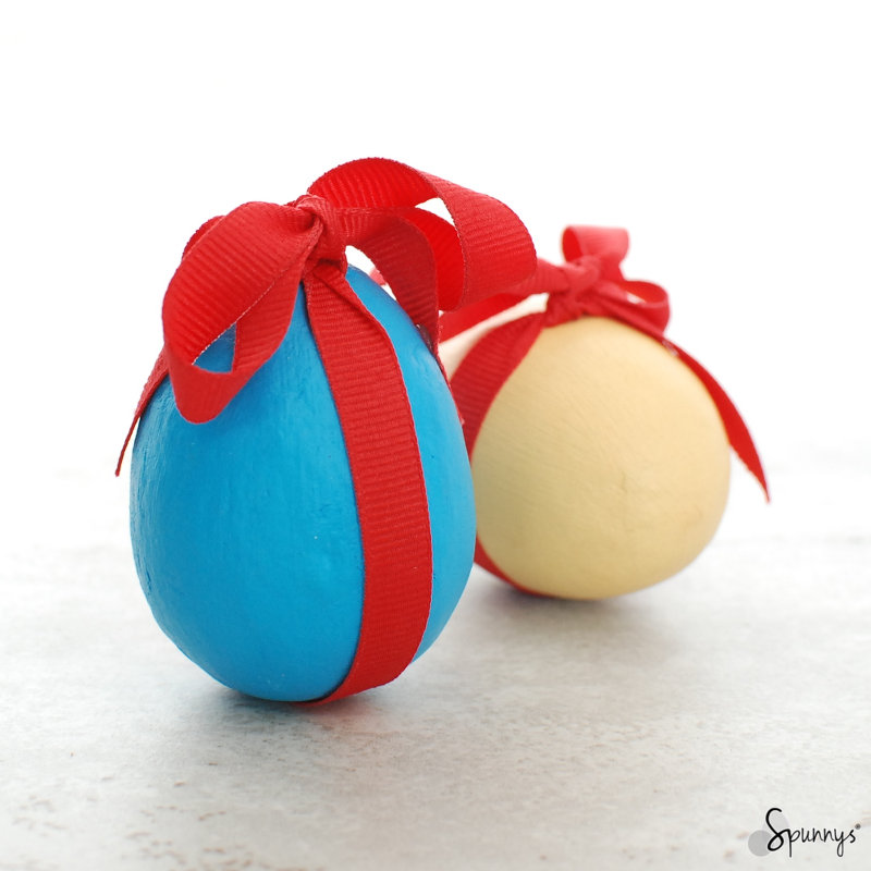 Easter egg ornaments craft ideas