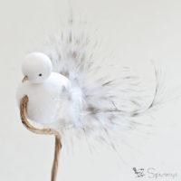 bird ornament DIY simple