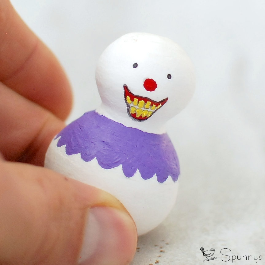 creepy halloween figures how to make