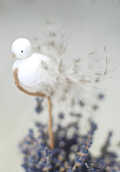 oiseau en papier SPUNNYS idée projet DIY