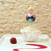 cake topper figurines DIY tutorial