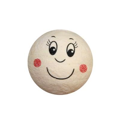 SPUNNYS spun cotton doll heads happy smile