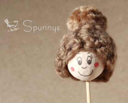 Spun cotton head SPUNNYS