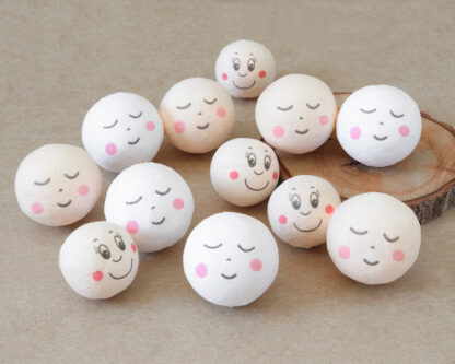 Spun Cotton Heads SPUNNYS